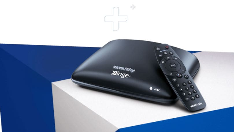Tata Sky Binge+ Android set-top box now available at Rs 3,999; offers free access to premium OTT apps