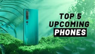 Top 5 upcoming smartphones to launch in January 2020