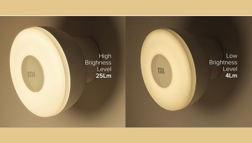 Xiaomi Mi Motion Activated Night Light 2 now available for everyone in India for Rs 599