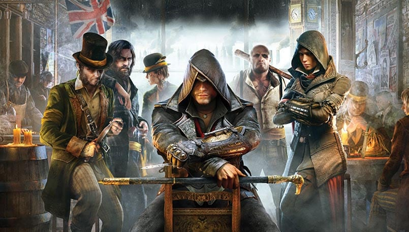 Assassin's Creed: Syndicate to be free on the Epic Games Store