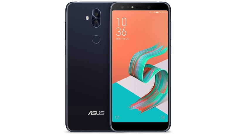 Asus Zenfone 5Q update rolling out with February 2020 security patch