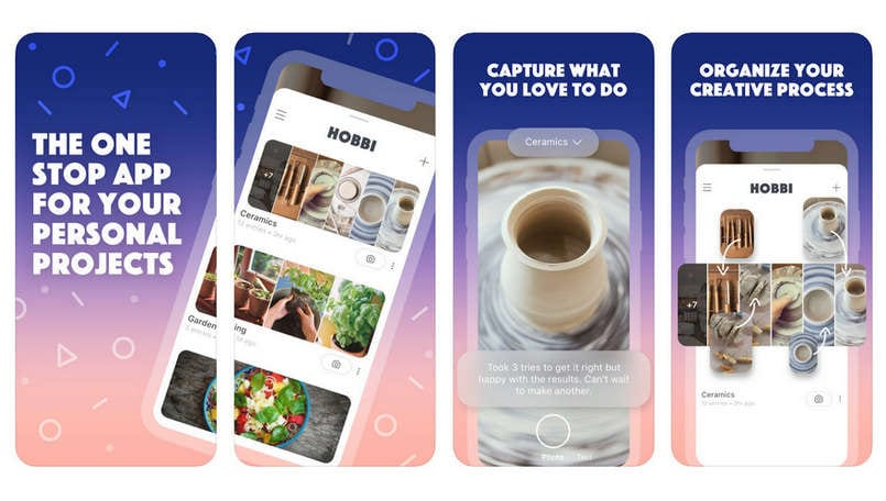 Facebook launches Pinterest-like app called Hobbi