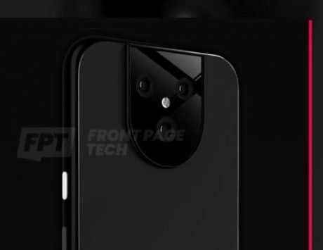 Google Pixel 5 XL leaked render shows triple rear camera setup