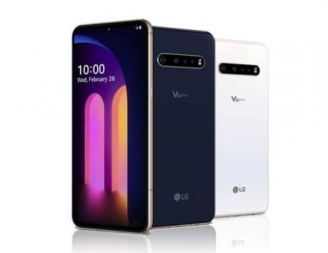 LG V60 ThinQ 5G launched with Snapdragon 865 SoC