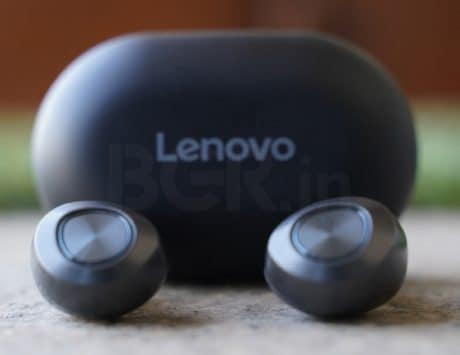 Lenovo patents wireless earbuds with AirPods-like design