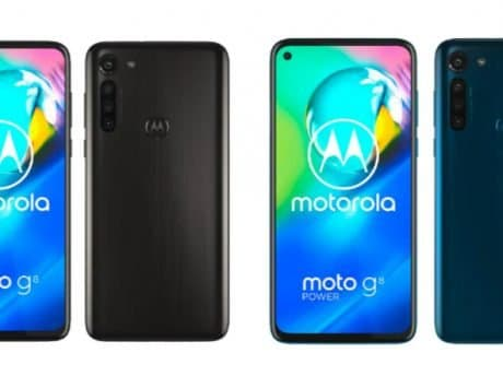Moto G8 Power leaks reveal quad-cameras and more