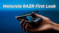 Motorola RAZR: First Look