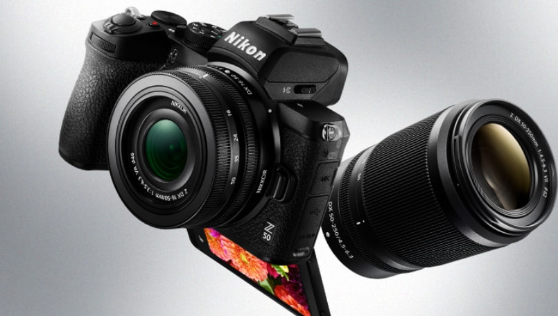 Nikon launches Z50 APS-C Mirrorless camera in India at Rs 72,995 with two new lenses