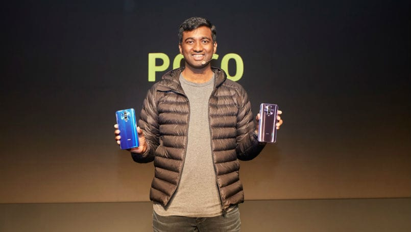 Poco India GM hints at a new phone launch; could be the rumored Poco M2 Pro