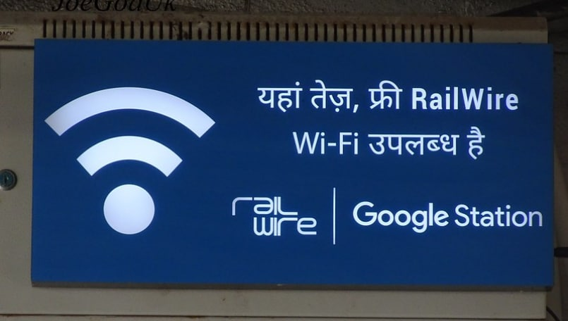 Google Station withdraws from India; Is this the end of RailWire?