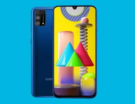 Samsung Galaxy M31 renders surface online showcasing design