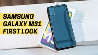 Samsung Galaxy M31: Unboxing and First Look