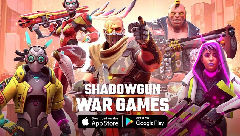 Shadowgun War Games takes on PUBG Mobile and COD: Mobile with Overwatch style gameplay