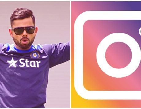 Virat Kohli hits 50 million followers on Instagram