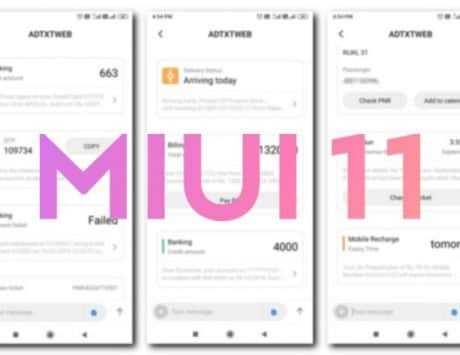 Xiaomi and Gupshup team-up for smart SMS feature in MIUI 11
