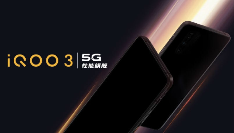 iQOO 3 5G with Qualcomm Snapdragon 865 appears on Antutu benchmark; reveals key specs
