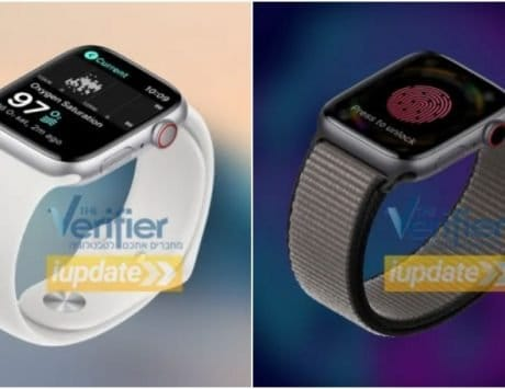 Apple Watch could include Touch ID sensor: Report