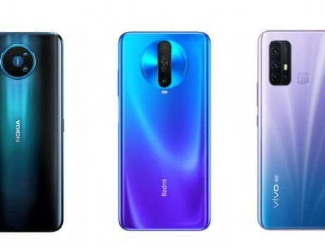 Nokia 8.3 5G vs Redmi K30 5G vs Vivo Z6 5G