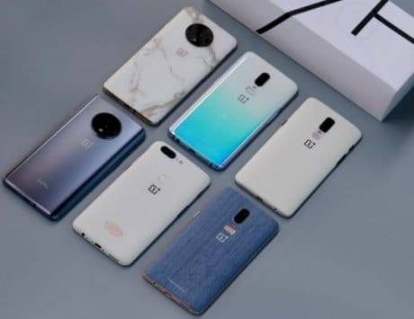 OnePlus shows off unreleased special editions of OnePlus 7T, 6