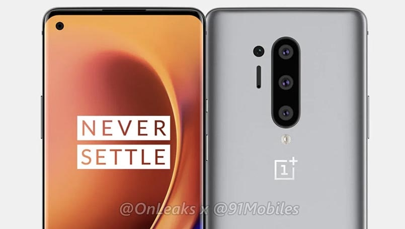 OnePlus 8 Pro new leaks tease brighter display, Haptics, OS optimization
