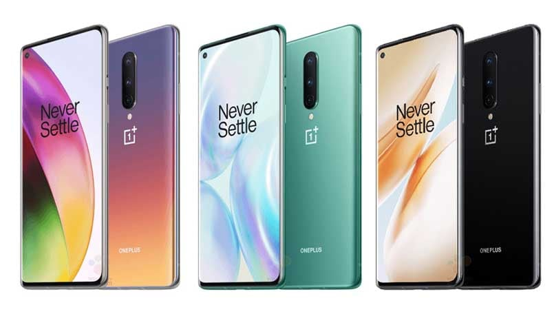 OnePlus 8 series key specifications, Snapdragon 865 officially confirmed by company