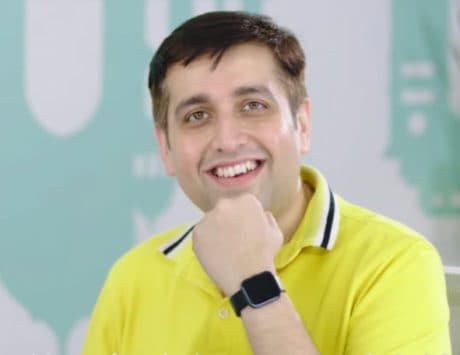 Realme Smartwatch teased by CEO Madhav Sheth