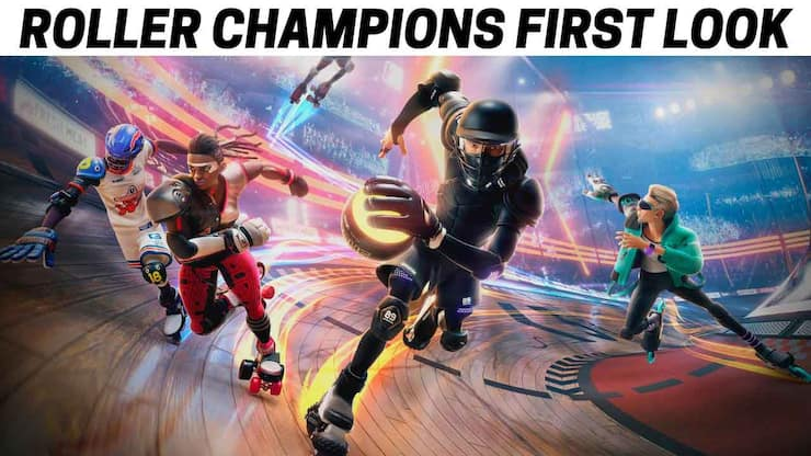 Roller Champions: First look