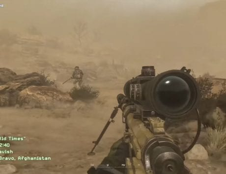 Call of Duty: Modern Warfare 2 campaign remaster footage leaked