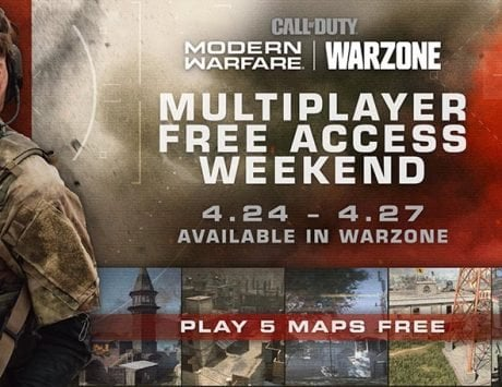Call of Duty: Modern Warfare is free-to-play for this weekend