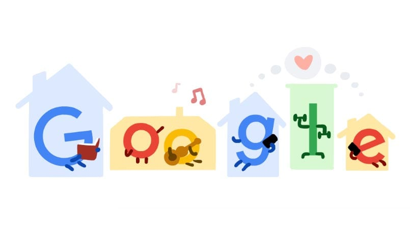 Google Doodle tries to create awareness about coronavirus