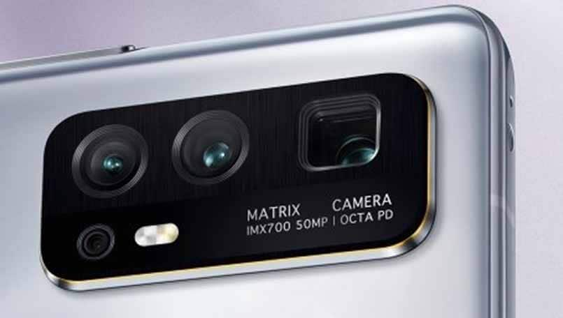 Honor 30 render leak confirms 50-megapixel primary camera with Sony IMX700 sensor