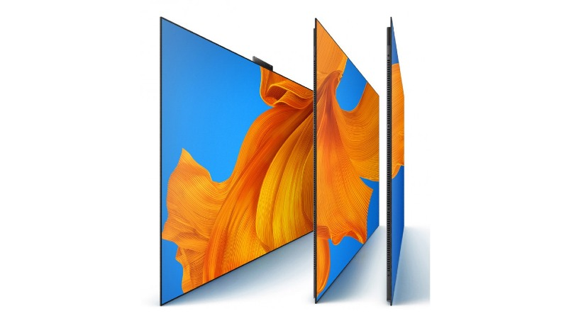 Huawei launches 65-inch 4K OLED TV with 120Hz refresh rate: Price, full specifications