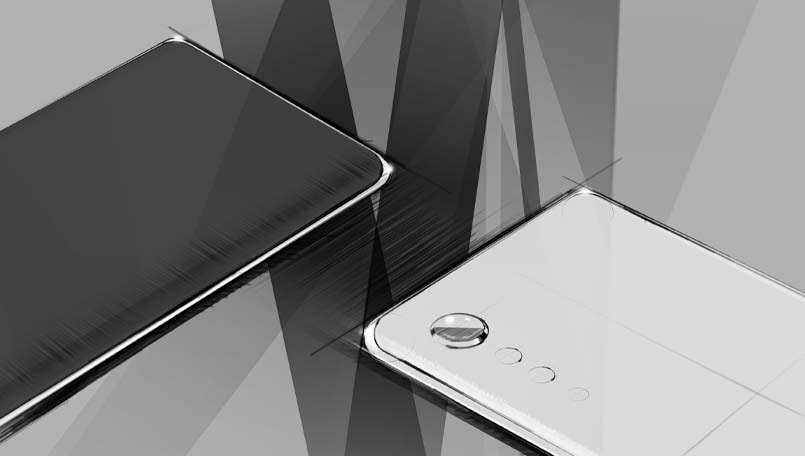 LG teases a new design language for its future smartphone; Here is how it looks