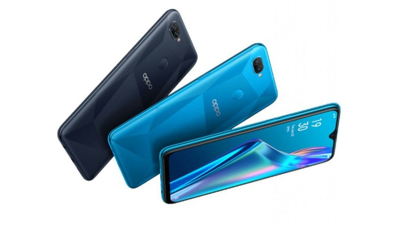 Oppo launches A12s with MediaTek Helio P35, Android 9