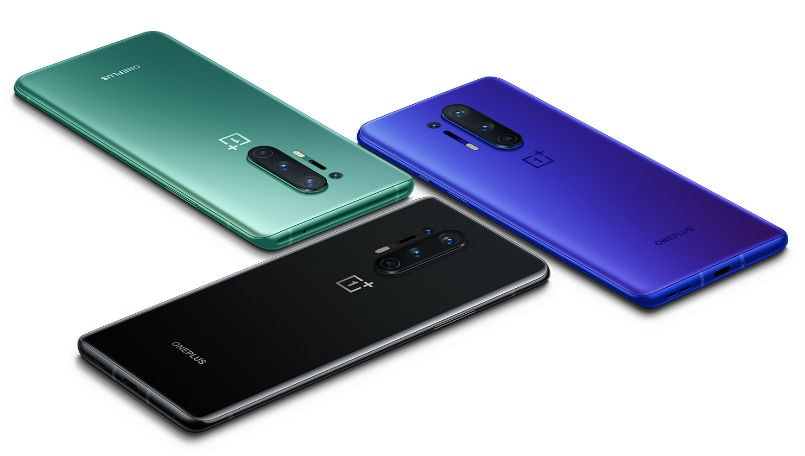 OnePlus 8 Pro's latest update temporarily disable the Photochrome mode