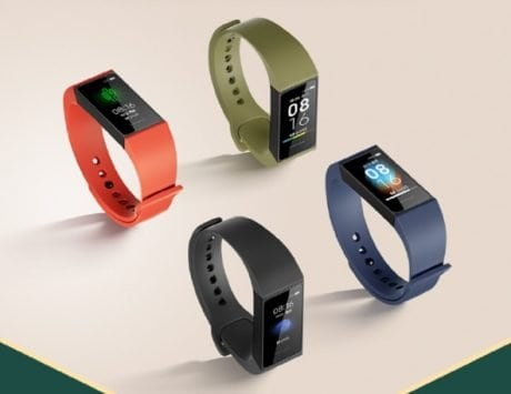 Redmi band set to launch today, images reveal design and color options