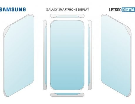 Samsung patent tips new quad-curved display technology