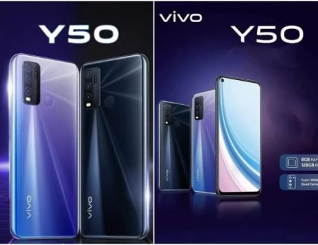 Vivo Y50 renders and details surface ahead of launch