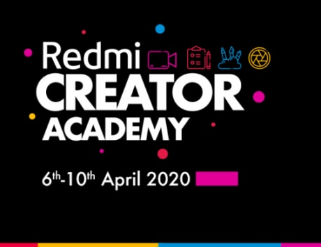 Xiaomi India announces Redmi Creator Academy