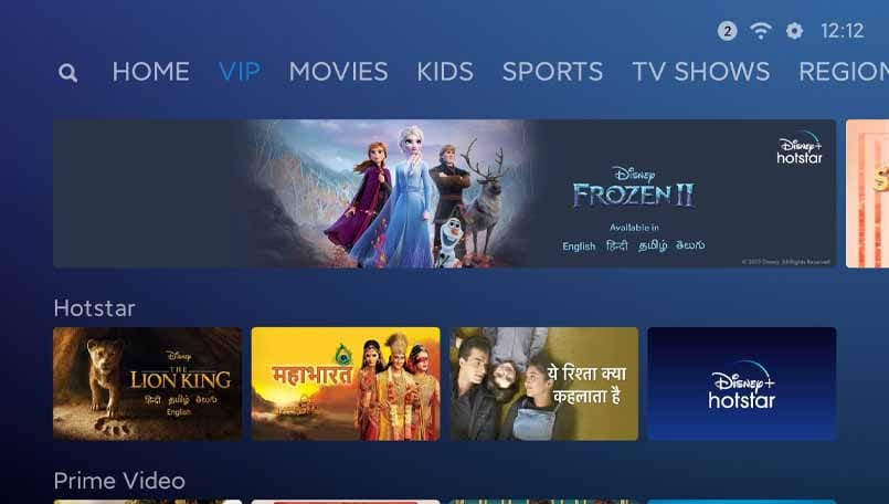 Xiaomi launches PatchWall 3.0 with DisneyPlus Hotstar content for Mi TV users