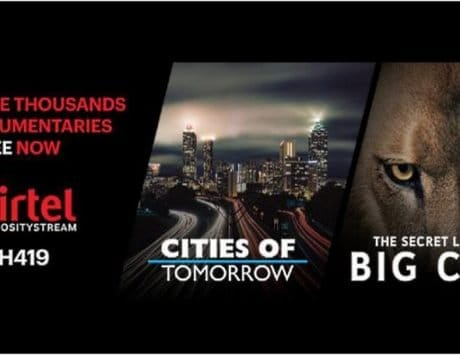 Airtel Digital TV also brings exclusive CuriosityStream channel