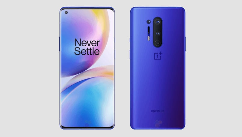 OnePlus 8, OnePlus 8 Pro complete specifications, colors, prices leaked; check details