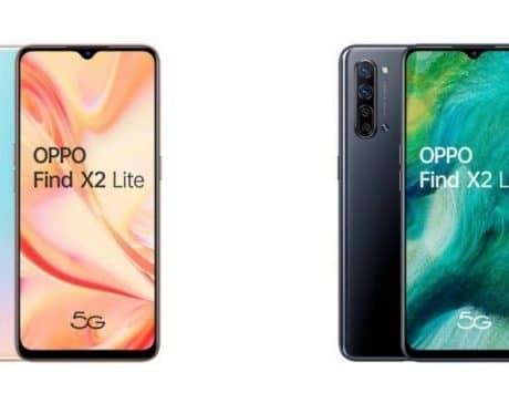 Oppo Find X2 Lite launched with 5G support and quad-camera setup