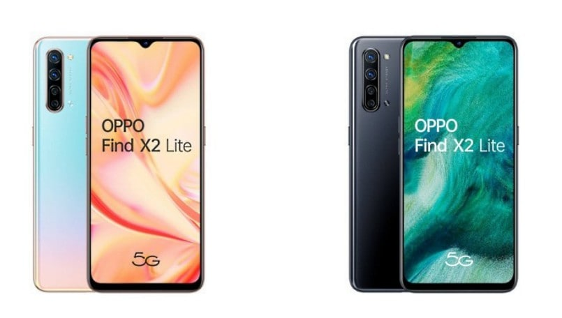 Oppo Find X2 Lite press images, full specifications leaked
