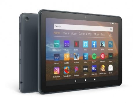 Amazon launches three new Fire HD 8 tablets