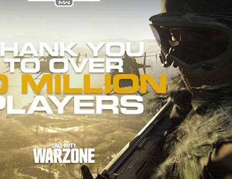 Call of Duty: Warzone just announced that it has reached 60 million players