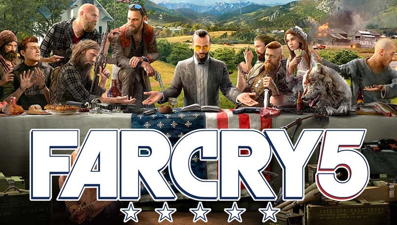Ubisoft has made Far Cry 5 free-to-play for a weekend