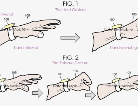 Google Pixel Watch gesture features hinted in new patent
