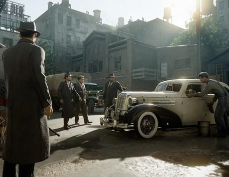 2K announces Mafia: Trilogy with reworked games