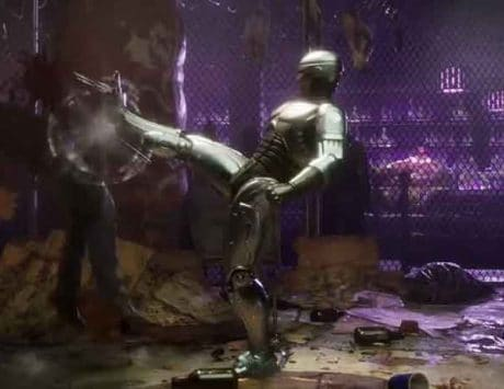 Mortal Kombat 11: Aftermath     RoboCop gameplay revealed
